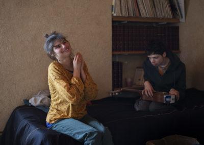 Lucile et Robin aux Coustètes 12.05.2019